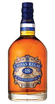 CHIVAS REGAL 18YO 0,70L 40%
