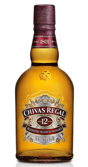 CHIVAS REGAL 0,5L 40%