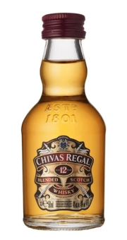 CHIVAS REGAL 0.05L 40%