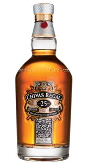 CHIVAS REGAL 25YO 0,70L 40%