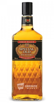 CANADIAN SPECIAL OLD 0.70L 40%