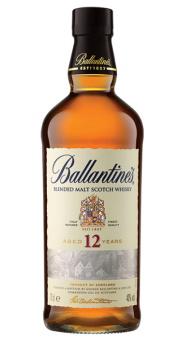 BALLANTINES MALT 12 YO 0.7L 40%