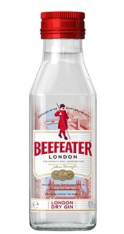 BEEFEATER GIN 0.05L 40% x 12